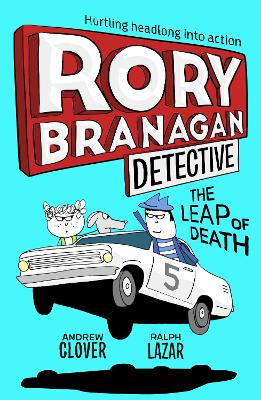 The Leap of Death (Rory Branagan (Detective), Book 5) by Andrew Clover