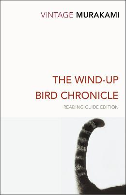 The Wind-Up Bird Chronicle book