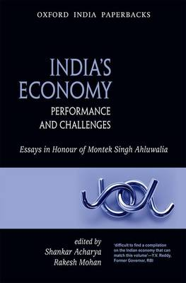 India's Economy: Performance and Challenges by Shankar Acharya