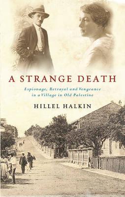 Strange Death by Hillel Halkin