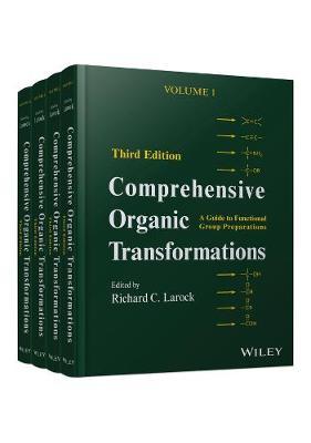 Comprehensive Organic Transformations book