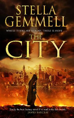 City by Stella Gemmell