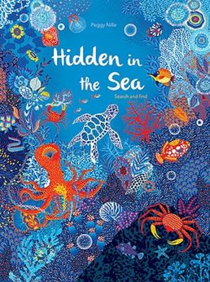 Hidden in the Sea by Peggy Nille