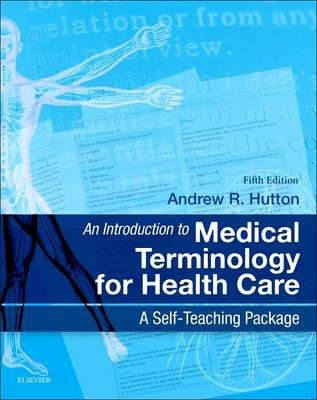 Introduction to Medical Terminology for Health Care book