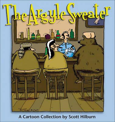 Argyle Sweater by Scott Hilburn