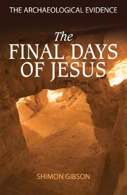 Final Days of Jesus book