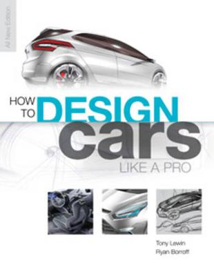 How to Design Cars Like a Pro book