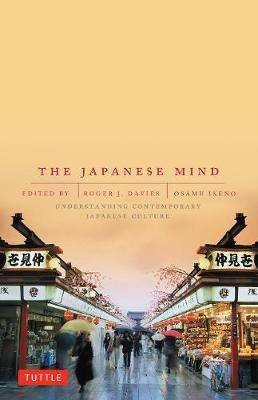 The Japanese Mind by Roger J. Davies