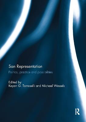 San Representation book