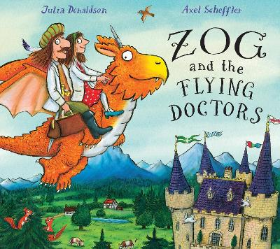 Zog and the Flying Doctors book