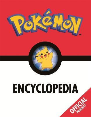 Official Pokemon Encyclopedia book