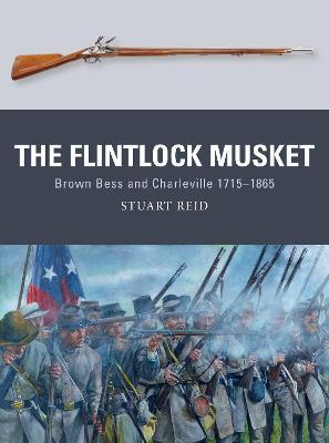 Flintlock Musket by Stuart Reid