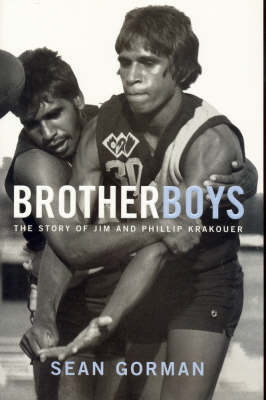 Brotherboys book