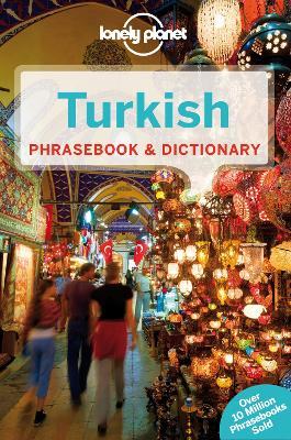 Lonely Planet Turkish Phrasebook & Dictionary by Lonely Planet