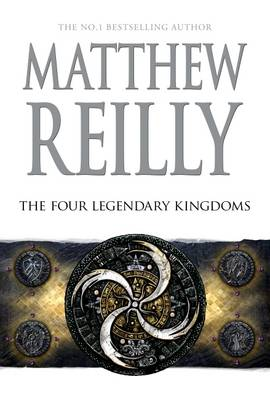 Four Legendary Kingdoms book