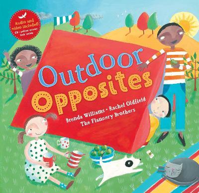 Outdoor Opposites by Brenda Williams