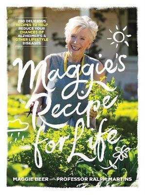 Maggie's Recipe for Life book
