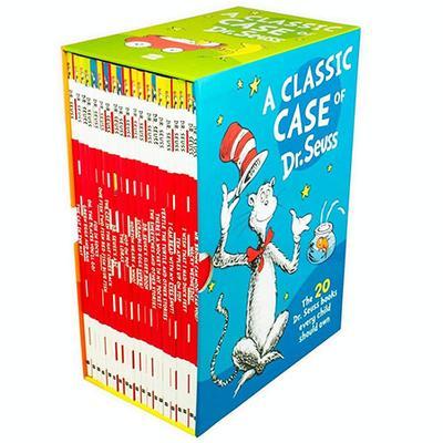 Classic Case of Dr Seuss book