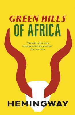 Green Hills Of Africa book