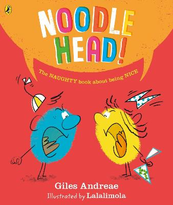 Noodle Head by Giles Andreae