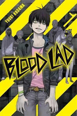 Blood Lad, Vol. 1 book