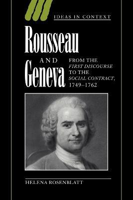 Rousseau and Geneva book