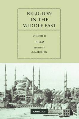 Religion in the Middle East book