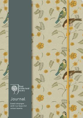 RHS Birds Journal by Royal Horticultural Society