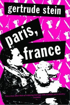 Paris France by Gertrude Stein