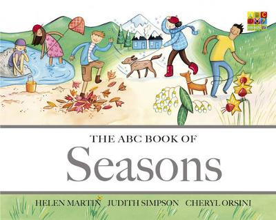 The ABC Book of Seasons by Helen Martin