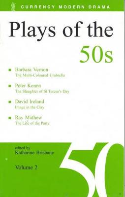 Plays of the 50s by Katharine Brisbane