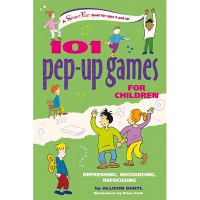 101 Pep-Up Games for Children book