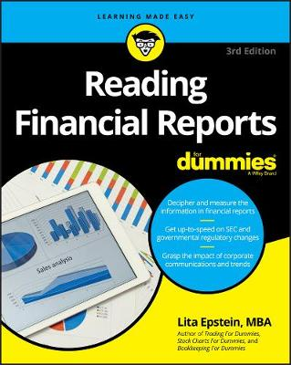 Reading Financial Reports For Dummies by Lita Epstein