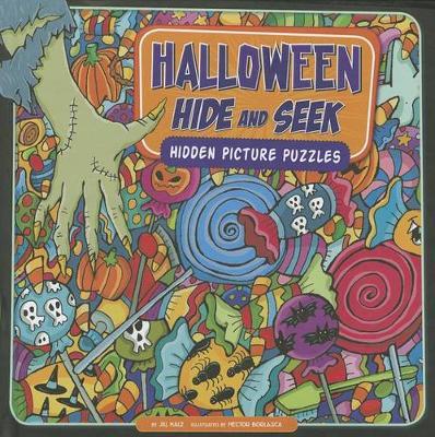 Halloween Hide and Seek by Jill Kalz