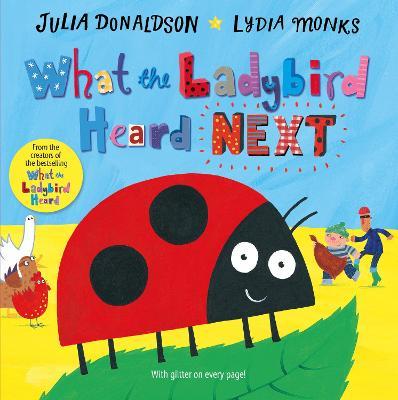 What the Ladybird Heard Next book
