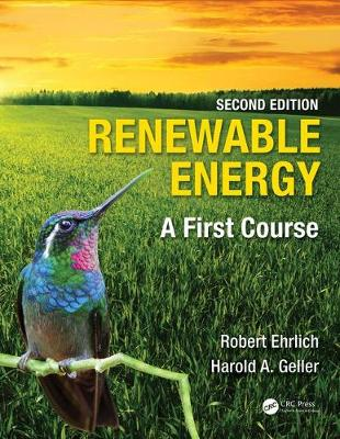 Renewable Energy, Second Edition by Robert Ehrlich