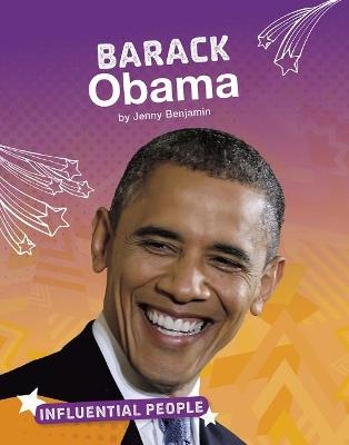 Barack Obama by Jenny Benjamin