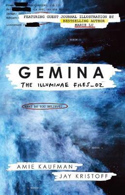 Gemina: The Illuminae Files_02 book