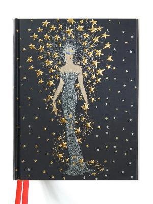 Erte Starstruck (Blank Sketch Book) by Flame Tree Studio