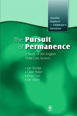 Pursuit of Permanence by Claire Baker