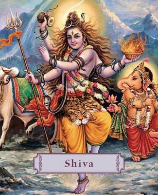 Shiva by James H. Bae