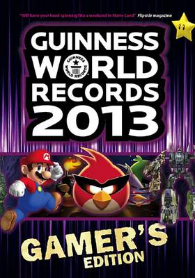 Guinness World Records Gamer's Edition by Craig Glenday
