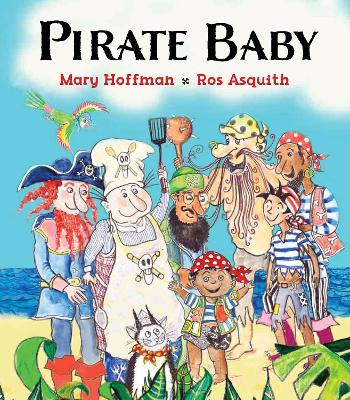 Pirate Baby book