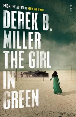 Girl in Green book