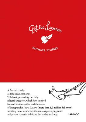 Petites Luxures: Intimate stories by Simon Frankart
