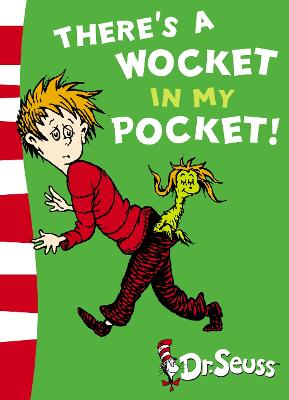 There's a Wocket in my Pocket book