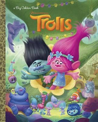 Trolls by Golden Books