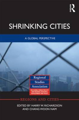 Shrinking Cities by Harry W. Richardson
