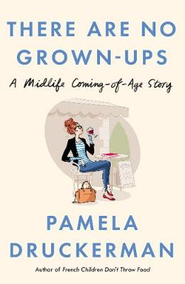 There Are No Grown-Ups book
