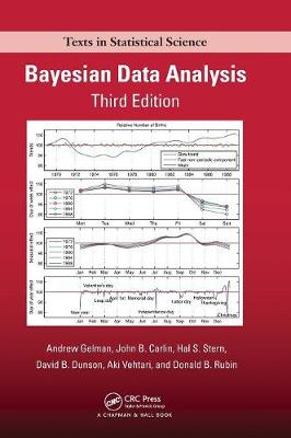 Bayesian Data Analysis, Third Edition by Andrew Gelman